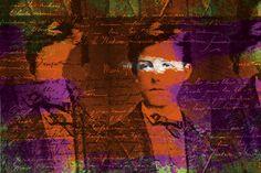Arthur Rimbaud (poemas de Illuminations). Texto: Rodrigo Garcia Lopes e Maurício Arruda Mendonça. Ilustração: Janio Santos. Suplemento Pernambuco, edição 99, maio de 2014.