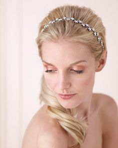 Starry Headband - Sparkling Wedding Ideas