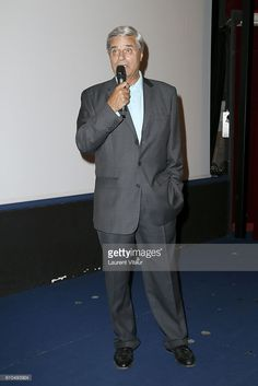 Actor Jean Sorel attends the Tribute to French Actor Jean Sorel at Mac  Mahon Cinema on
