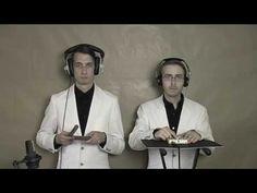 Brett Domino: Bad Romance (Lady Gaga) - Korg Monotron and Kaossilator