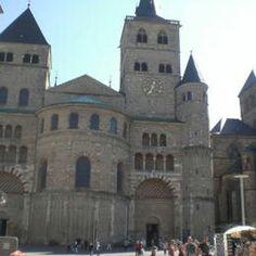 Trèves – monuments romains, cathédrale Saint-Pierre et église Notre-Dame