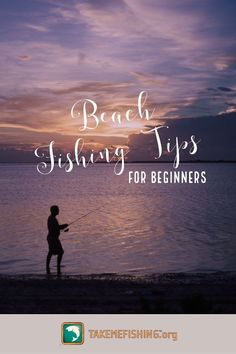 The best part about beginner beach fishing is that anyone can do it! Check these 8 beach fishing tips for beginners that will have you casting in the surf in no time! Saltwater Fishing Gear, Fishing Uk, Fishing Rigs, Surf Fishing, Crappie Fishing, Best Fishing, Fishing For Beginners, Bowfishing, Travel Humor