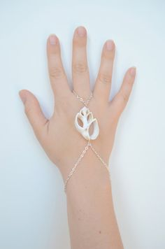 Shell Slave Bracelet  Mermaid accessory by Frecklesfairychest, $25.00
