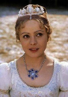 Libuše Šafránková in Three Wishes for Cinderella (Tri orísky pro Popelku)