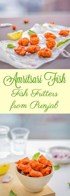 Amritsari Fish, Fish