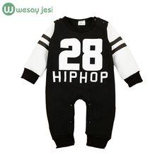 KSS Zebra Long Sleeve Romper and Handmade Vest Black 6-12 Months White