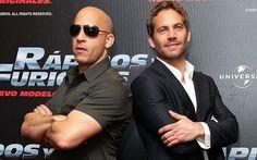 Vin Diesel confirma que nome de filha é em homenagem a Paul Walker