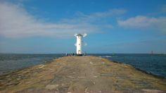 Świnoujście - Stawa Młyny atrakcja turystyczna potocznie zwana wiatrakiem. #swinoujscie #wiatrak #baltyk Beach, Water, Outdoor, The Beach, Seaside, The Great Outdoors, Aqua, Outdoors