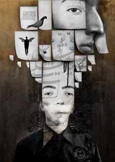 Surrealismo Moderno | Caras