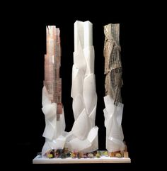 Frank Gehry Designs Three Towers For Toronto