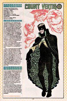 Dc Comics Fire | ... : The Definitive Podcast of the DC Universe, Volume V - Count Vertigo