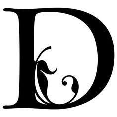 654 Best Deedee Images Letter D Lettering Design Monogram