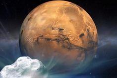 Um PhD em Física Teórica dos Plasmas afirma que a vida em Marte pode ter sido destruída em uma guerra nuclear.