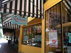 Kitchens on the Square - Savannah, GA