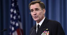 """State Department spokesperson John Kirby is raising eyebrows after he released a recap of 2015 """"success stories."""""""