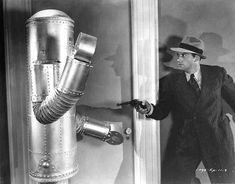 "Robot from ""The Mysterious Dr. Satan,"" 1940"