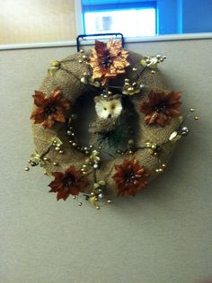 Wreath by Erica!