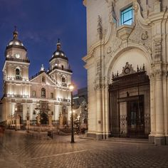 enjoy a tour of the City of Kings Lima. www.kuodatravel.com