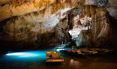 The Jeita Grotto in Lebanon (© Tim Barker_LP)