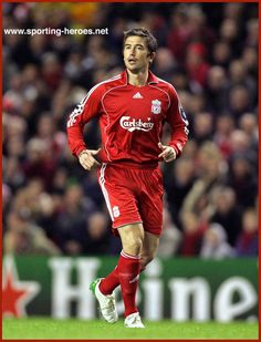 Harry KEWELL Liverpool FC