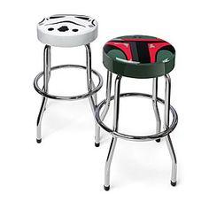Star wars bar stools. I want both of them!