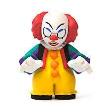 Horror Classics Mystery Mini Series : Pennywise by Funko Toy Art, Disney Fan Art, Mini Figure Display, Ghostface Scream, Sam Trick R Treat, Funko Mystery Minis, Send In The Clowns, Horror Monsters, Nightmare On Elm Street