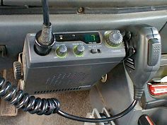 "1980s CB Radios were allowed for use in automobiles. My handle back in the 70s was ""Bookworm""."