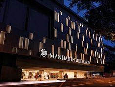 Mandarin Orchard Hotel - Singapore