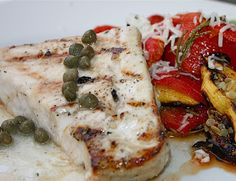 Grilled Rosemary Swo