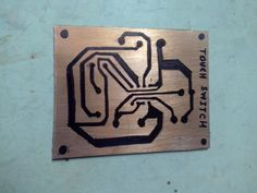 Picture of How to make PCB at Home