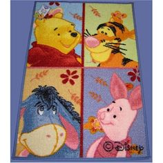 Disney Rug Winnie The Pooh Friends Direct Link Http Www