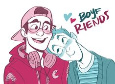 Still super bummed out I couldn't make it to the BMC revival this weekend but I'm sure it was amazing and Matt and Ryan are awesomely adorable as Mike and Jer and I'm just hoping everybody had fun! Theatre Nerds, Musical Theatre, Theater, Michael In The Bathroom, Be More Chill Musical, Michael Mell, Character Art, Character Design, Two Player Games