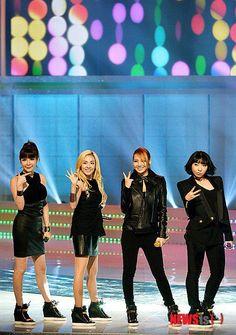 2NE1 ~ KBS Korean Broadcast Awards