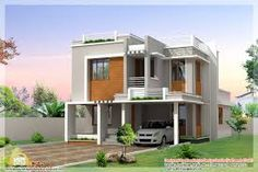 Home Design: Photo India House Plan In Modern Style Kerala Home Design And Images Small Beautiful House Plans India Beautiful House Interior Designs In India, Fetching Beautiful House Designs India Small Beautiful House Designs India. Modern Roof Design, Flat Roof Design, House Roof Design, Railing Design, Small House Design, Balcony Design, Deck Design, Front Design, Beautiful House Images