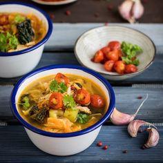 Recipe: Ayurvedic detox soup A recipe for ayurvedic detox soup - budget-cooking - Healthy Recipes On A Budget, Cooking On A Budget, Dinner Recipes For Kids, Detox Recipes, Budget Meals, Healthy Dinner Recipes, Healthy Meals, Soup Recipes, Valeur Nutritive