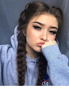 Hair Care Tips That You Shouldn't Pass Up. If you don't like your hair, you are not alone. Hair Art, Your Hair, Pretty Hairstyles, Braided Hairstyles, Perfect Hairstyle, Medium Hair Styles, Long Hair Styles, Pinterest Hair, Beach Hair
