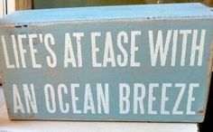 beach wood sign (for beach themed bdrm)
