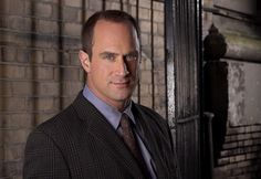 Christopher Meloni - SVU......could watch it all day