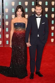 Tapis Rouge des BAFTA Awards 2017 - dress by Ong-Oaj Pairam