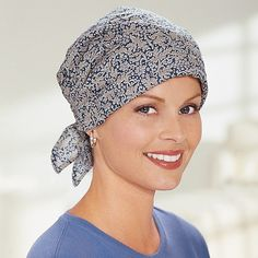 Beige Navy. Janie Treat · Hats for Chemo Patients 3d51c9486a6