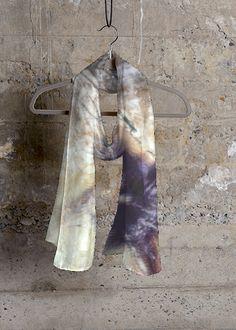 Cashmere Silk Scarf - Nouveau Mexique by VIDA Original Artist Vida Design, Use E Abuse, Designer Scarves, Summer Scarves, Cashmere Scarf, Silk, Floral, How To Wear, Outfits