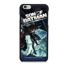 Son Of Batman iPhone 6 Case