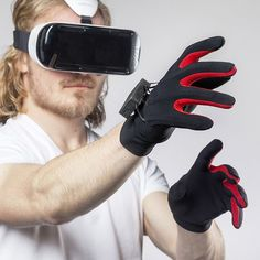Manus VR - The first virtual reality glove for consumer market.