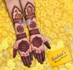 Mehndi Designs No-2887
