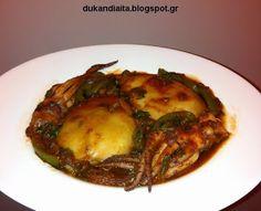Όλα για τη δίαιτα Dukan Zucchini, Chicken, Meat, Vegetables, Cooking, Food, Food And Drinks, Cucina, Veggies