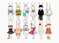 dress up by *FIFI-LAPIN*