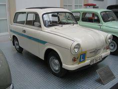Trabant P60 Kombi de Luxe (1964)