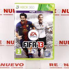 #Juego #FIFA 13# para #XBOX 360# de segunda mano.  E272541#segundamano#