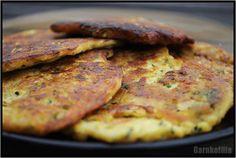 Garnkofilia: PLACKI Z CUKINIĄ - bez glutenu, jajek, mleka