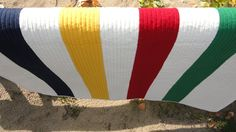 hudson bay quilt, what a cute idea!  I've never made a quilt, but I may have to try this one!
